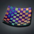 Fabric Glass Sushi Plate