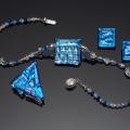 Water Fall Glass Jewelry MN